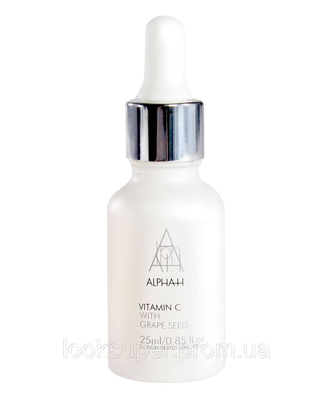 Сыворотка для лица Alpha-H Vitamin C