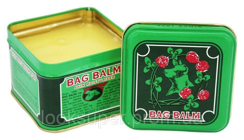 Супербальзам для лица и тела Bag Balm 4 oz