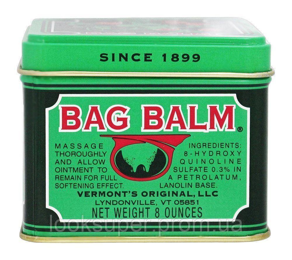 Супербальзам для лица и тела Bag Balm 8 oz