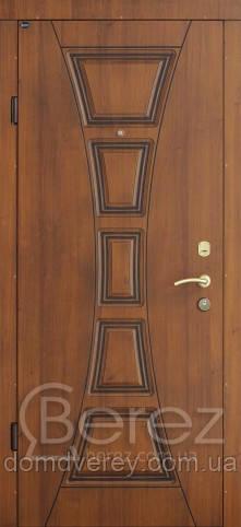 Входная дверь ФИЛАДЕЛЬФИЯ патина, двери Берез
