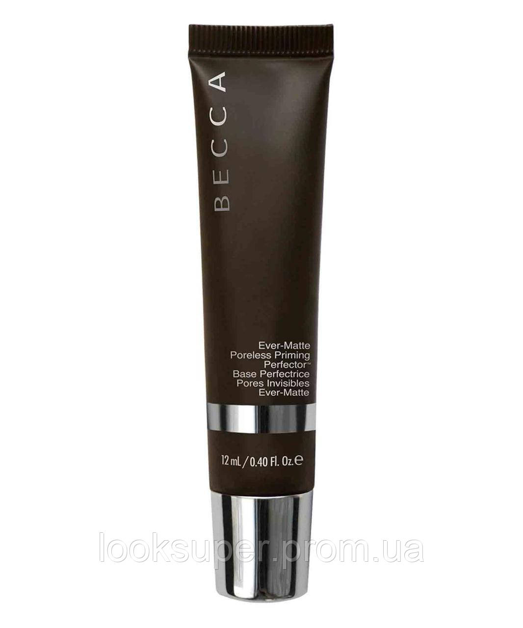 Матирующий праймер BECCA Ever Matte Poreless Priming Perfector  (12 мл)