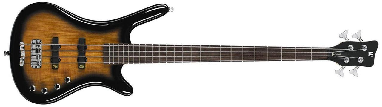 Бас-гітара WARWICK ROCKBASS CORVETTE BASIC 4 (ALMOND SUNBURST HP)