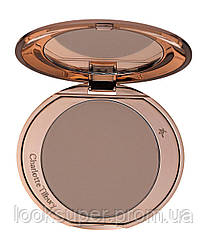 Компактная пудра Charlotte Tilbury Airbrush Flawless Finish - Dark