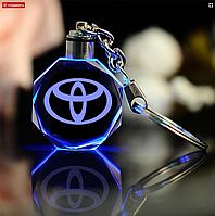 Брелок c подсветкой Toyota