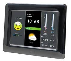 Метеостанция - цифровая фоторамка BRAUN DIGIFRAME 800 WEATHER