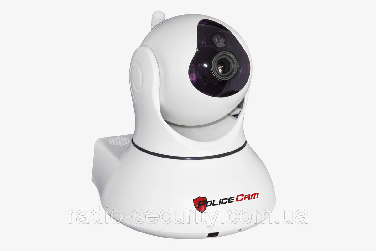 Видеокамера WiFi PoliceCam PC-5200 Wally