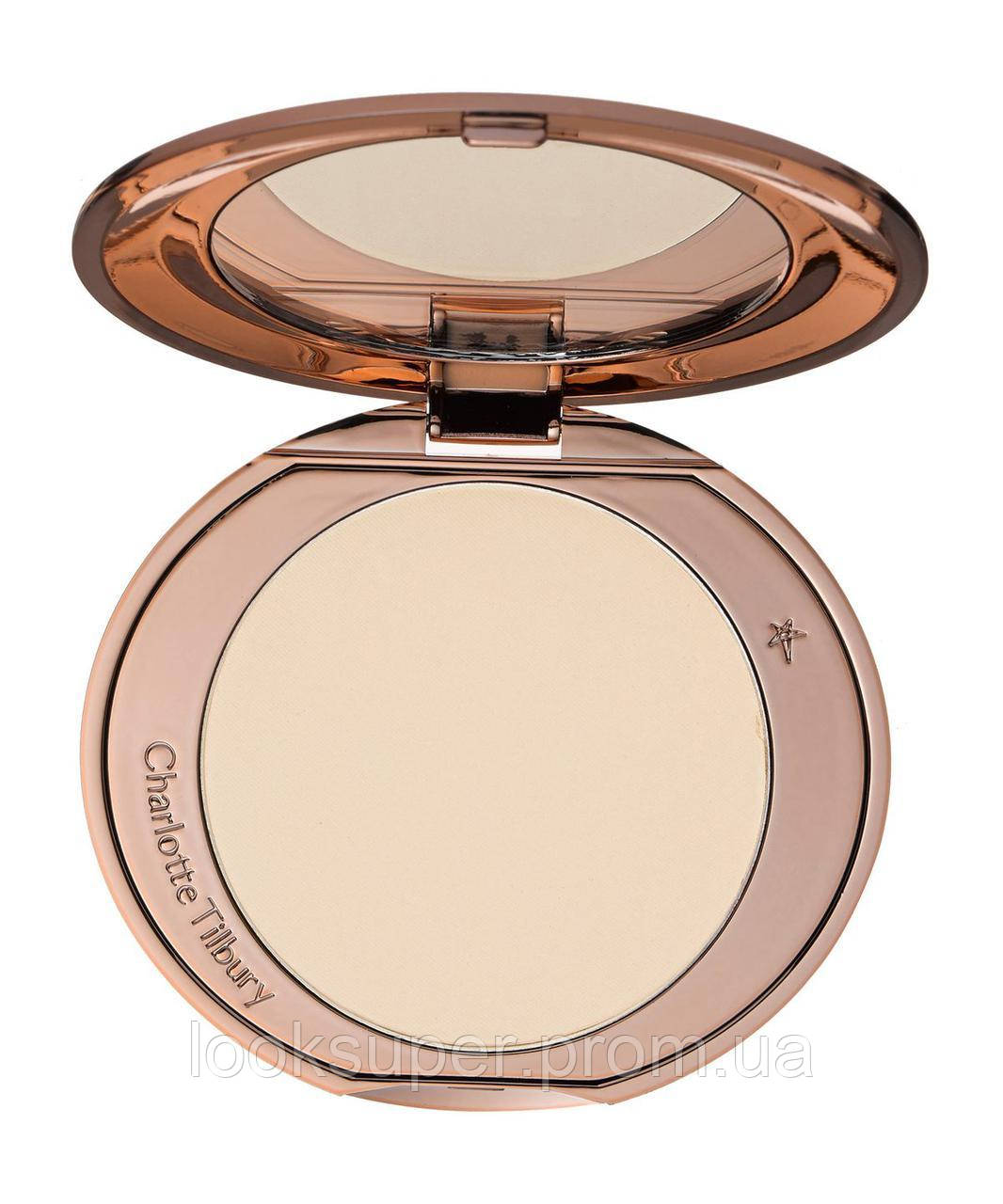 Компактная пудра Charlotte Tilbury Airbrush Flawless Finish - Fair