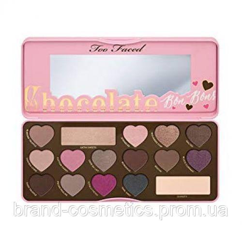 Тени для век Too Faced Chocolate Bon Bons