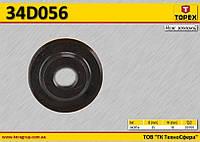 Ролик режущий к труборезу 34D038,  TOPEX  34D056.