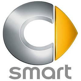 Накладки на педали Smart