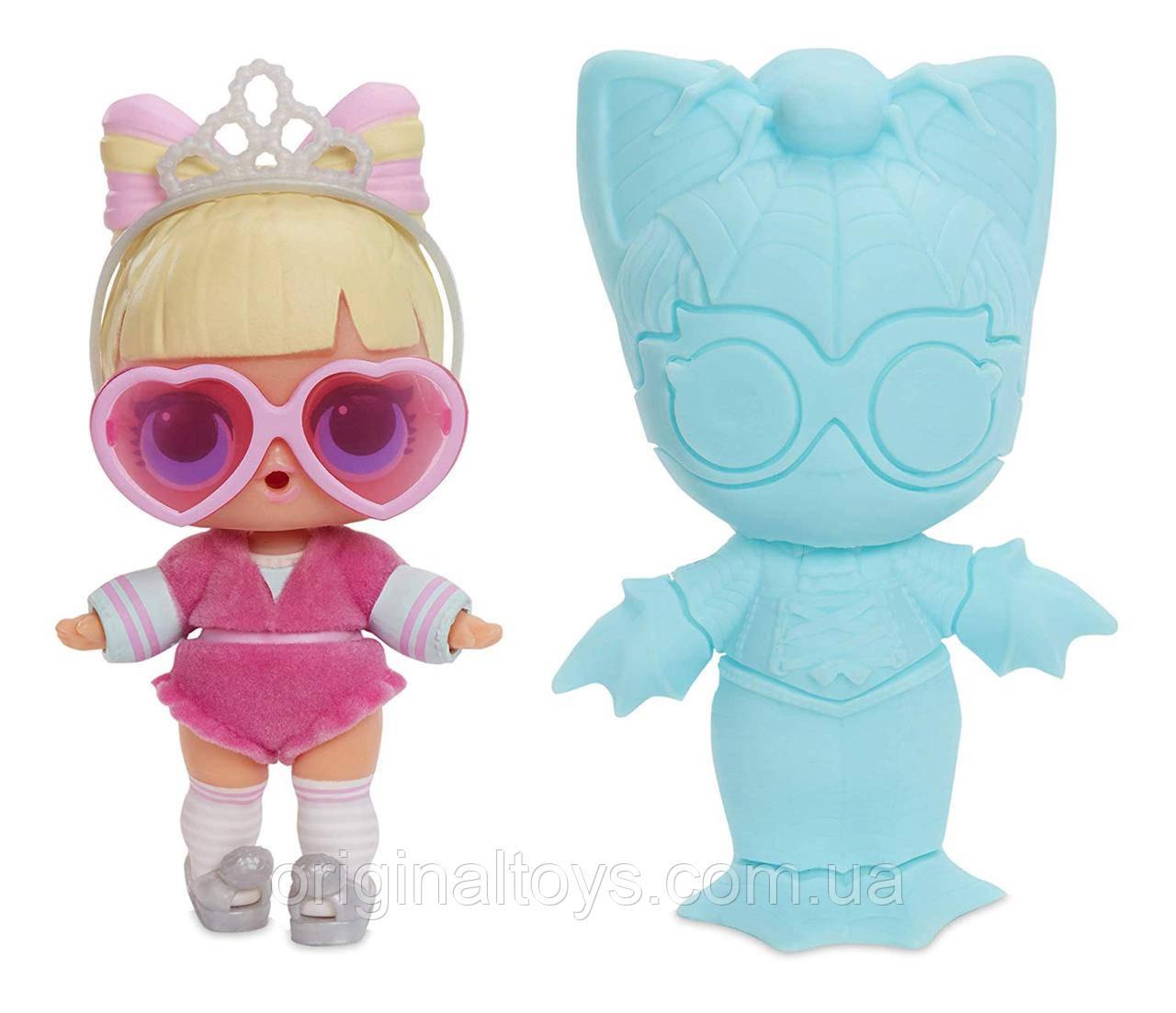 Кукла Лол декодер 4-ая серия в капсуле LOL Surprise Under ...