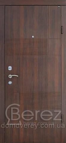 Входная дверь КАЛИФОРНИЯ, двери Берез