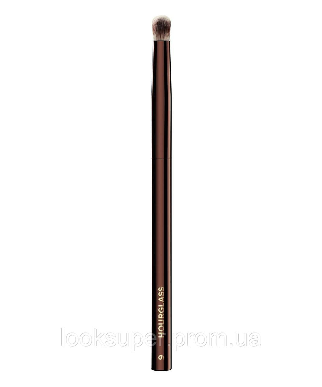 Кисть No.9 Domed Shadow Brush Hourglass