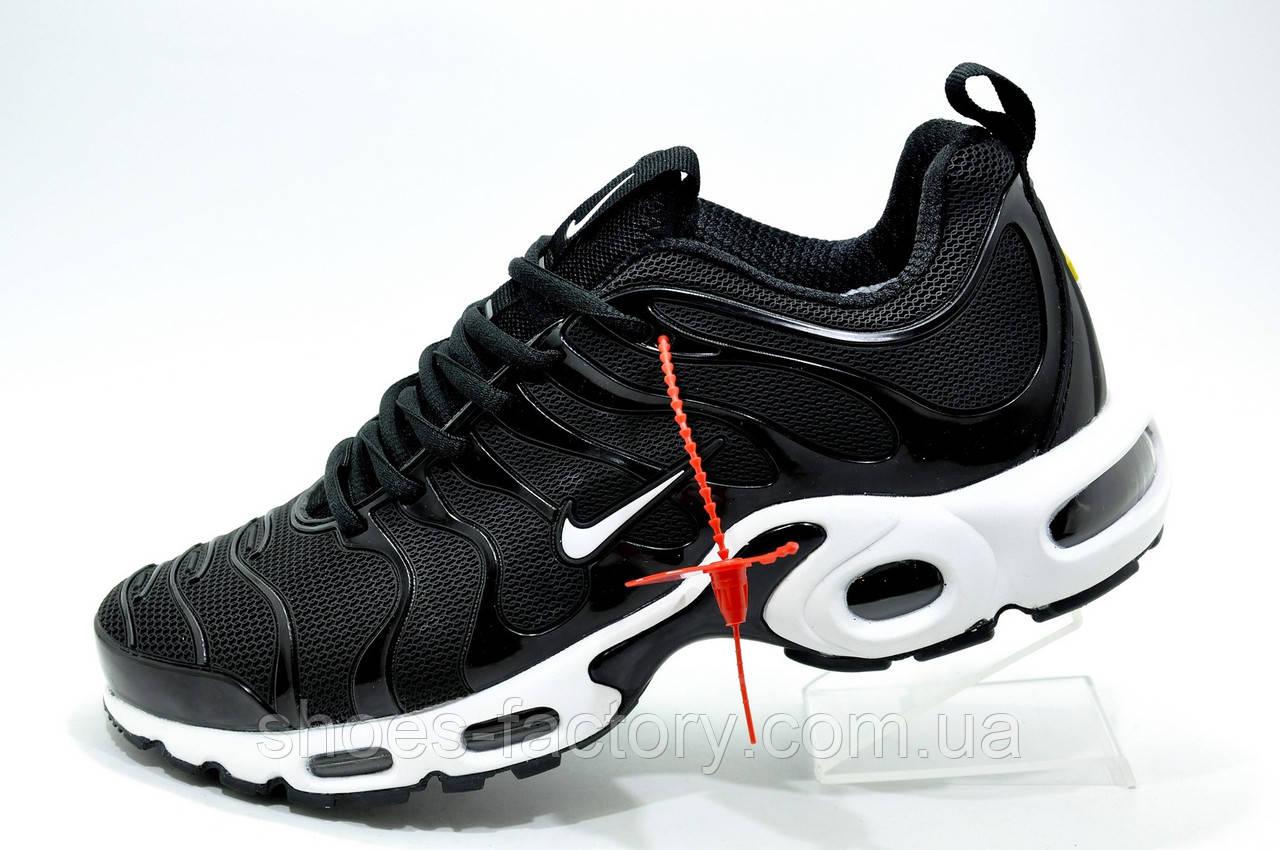 Мужские кроссовки в стиле Nike Air Max Plus TN KPU, Black\White