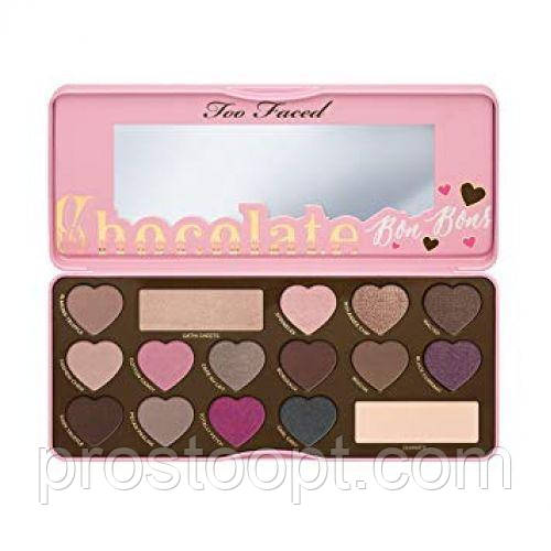 Тени для век Chocolate Bon Bons eye shadow collection