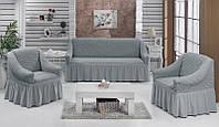 Чехлы на диван и кресла