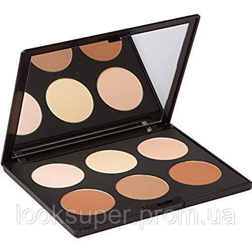 Палетка кремовых корректоров Iconic London Multi Use Cream Contour Palette