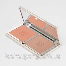 Палетка румян Jouer Cosmetics Blush Bouquet Dual Blush Palette( 11g )