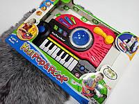 Интерактивный синтезатор