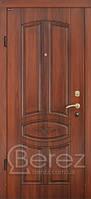 Входная дверь модель В60 патина, Plus, двери Берез