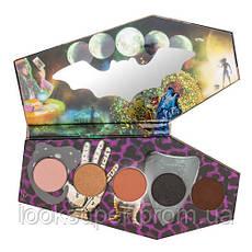 Пятицветная палетка теней для век LunatiCK Cosmetic Labs