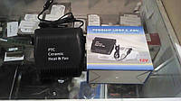 Автомобильный тепловентилятор PTC Ceramic Heater & Fan 12В  150 Вт