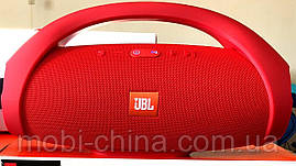 JBL Boombox 40W копия, блютуз колонка, красная, фото 2