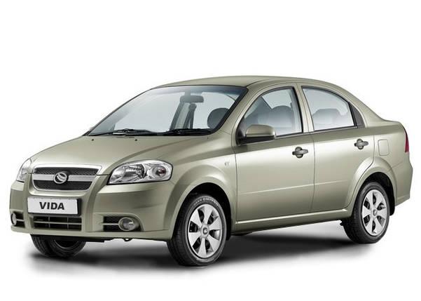 Лобовое стекло на ЗАЗ Vida (Седан, Хетчбек) (2012-), Chevrolet Aveo (Седан, Хетчбек) (2006-2012) , фото 2