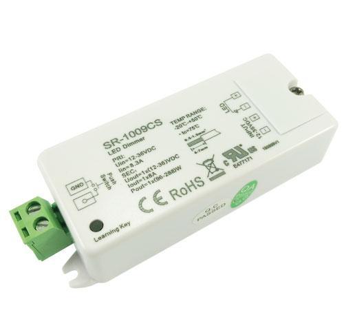 LED контроллер-приемник SR-1009CS