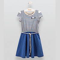 e98ac7a7dee Платье Бемби ПЛ222 104 см синий (14222021039.801)