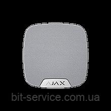 Ajax HomeSiren – Бездротова домашня сирена – біла