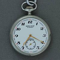 Serkisof Молния карманные механические часы , фото 1
