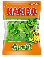 Конфеты желейные Haribo Quaxi (лягушки), 200г