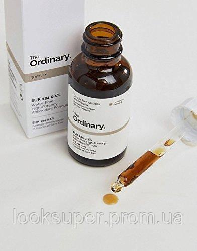Сыворотка с сильным антиоксидантным эффектом The Ordinary EUK 134 0.1%( 30ml )