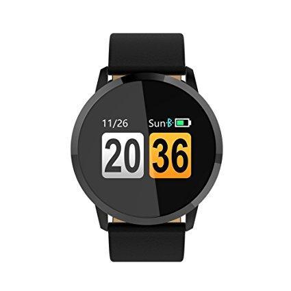 Herzband Elegance 2  часы с измерением давления - Черный