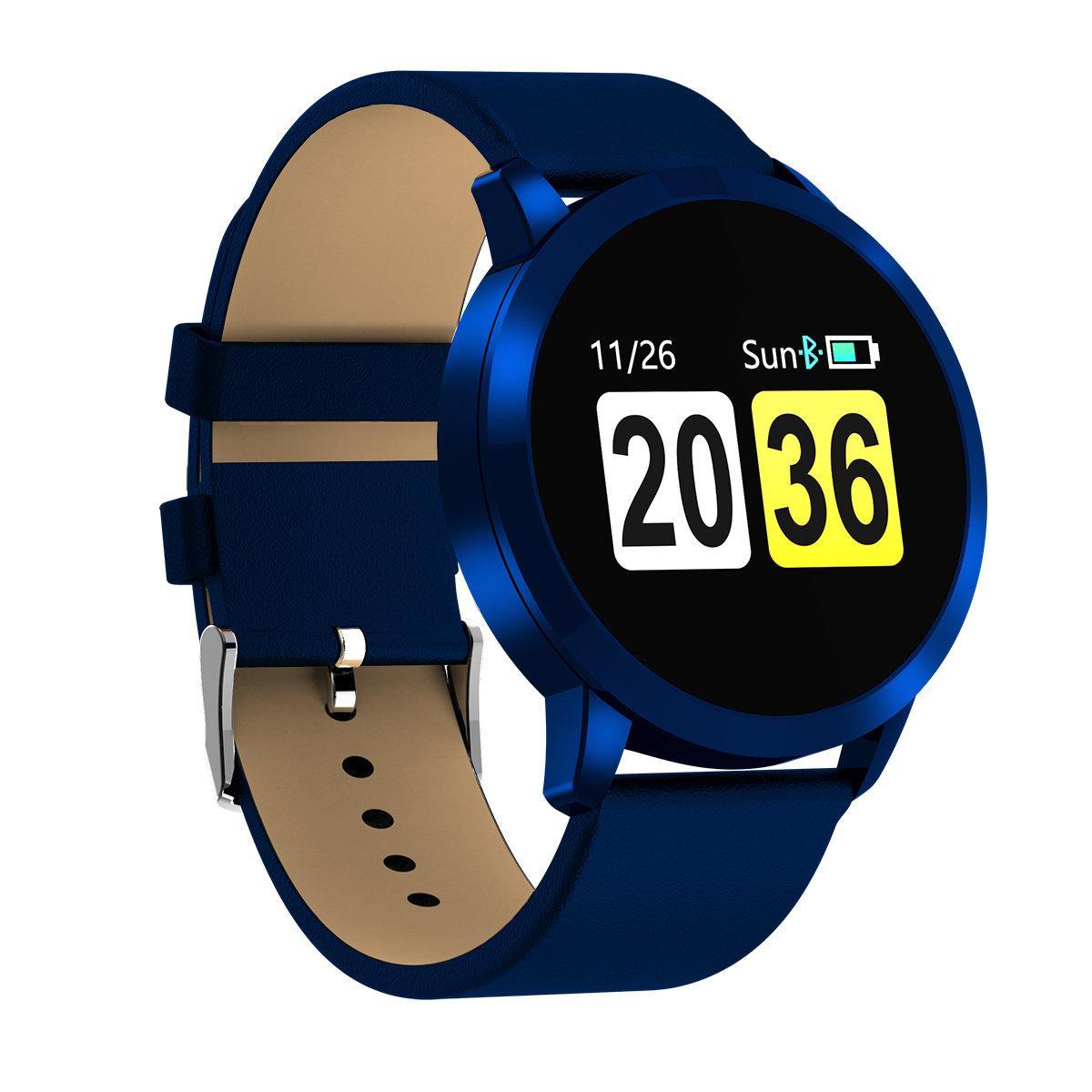 Herzband Elegance 2  часы с измерением давления - Синий