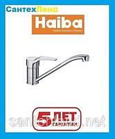 Смеситель для умывальника Haiba Zeon 004 25 см
