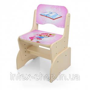 Детская парта со стульчиком трансформер Bambi W 2071-13-1, фото 2