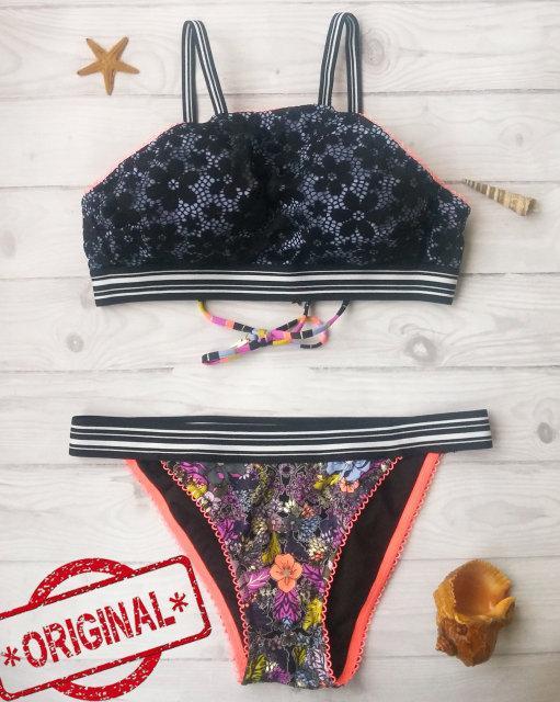 Купальники - Топ и плавки, сдельные купальники Victoria's Secret
