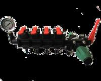 Регулятор давления ARAG на опрыскиватель c манометром