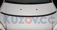 Молдинг лобового стекла нижний на Opel Astra G (98-09) нижний уплотнитель 01 63 860 (Icor)