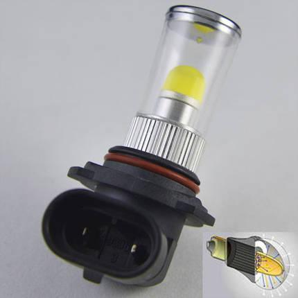 Автомобильная светодиодная лампа в противотуманные фонари SLP LED 3D  с цоколем НB4(9006) (P22d) 7.5W  Белый, фото 2