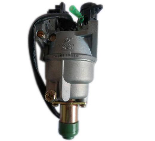 Карбюратор генератора 5кВт. двигатель 188, фото 2