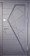 Айсберг 3D Графит. Дверь входная