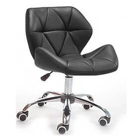 Кресло Стар Нью кожзам черный (СДМ мебель-ТМ)