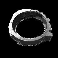 Кожух ЮМЗ под двигатель МТЗ, 242-1601015