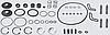 Ремкомплект модулятора EBS 4801041010 Турция