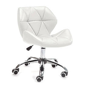 Кресло Стар Нью кожзам белый (СДМ мебель-ТМ)