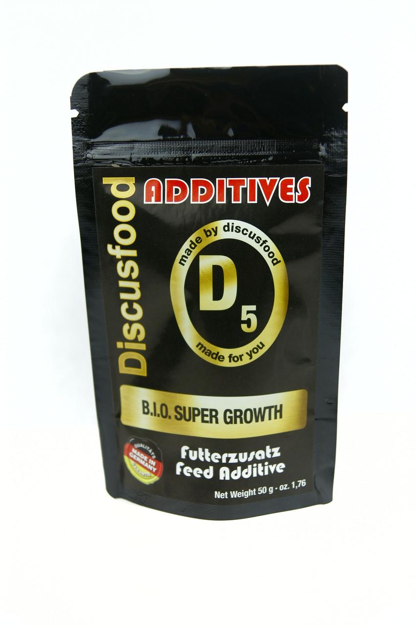 Добавки для фарша Additive BIO Super Growth D-5 50g, фото 1