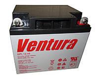 Герметизированный свинцово-кислотный аккумулятор Ventura GPL 12-45